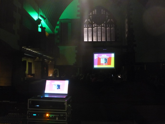 Lucky Star with live score by Ela Orleans