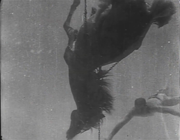 Still from In de Tropische Zee / In the Tropical Sea (1914)